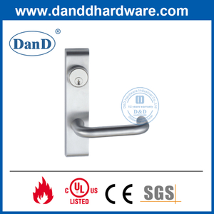 Hot Selling SUS304 Escutcheon Lever Trim for Panic Device-DDPD014