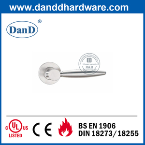 Grade 304 Door Fittings Commercial Door Lever Handle-DDSH042