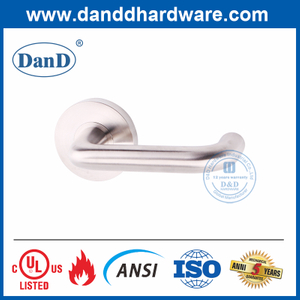 Stainless Steel 304 Heavy Duty Solid Lever Handle-DDAH001