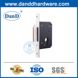 SUS304 Sliding Door Double Hook Lock for Apartment Building-DDML031-B