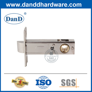 China Supplier Solid Brass Deadbolt Architectural Tubular Lach-DDML035