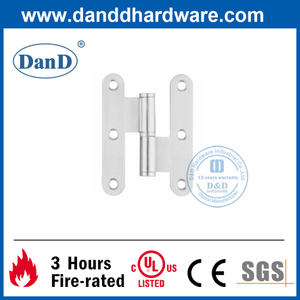 Stainless Steel 316 Modern Round Corner H Hinge for Wooden Door- DDSS019