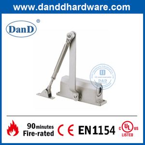 Aluminium Overhead Spring Door Closer for Residential Building-DDDC001