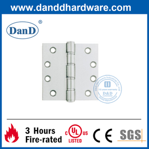 Stainless Steel 201 Single Washer Hinge for Wooden Door-DDSS003