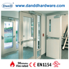 UL Aluminium Fire Rated Hold Open Hydraulic Door Closer-DDDC015